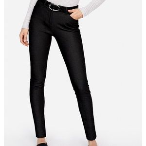 Express Mid Rise Stretch Skinny Pant, like new!